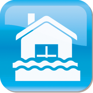 water damage service icon