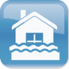 water damage cleanup icon