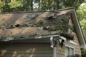 storm damage