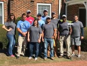 Augusta Water Cleanup Team