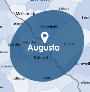 augusta water damage