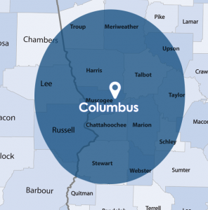 columbus water damage