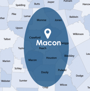 macon water damage
